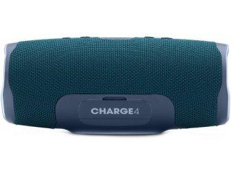 Портативная акустика JBL Charge 4 Blue (JBLCHARGE4BLU)