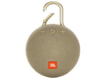 Портативная акустика JBL Clip 3 Desert Sand
