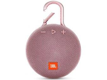 Портативная акустика JBL Clip 3 Pink