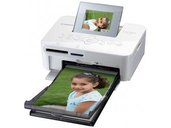 Компактный фотопринтер Canon Selphy CP1000 White