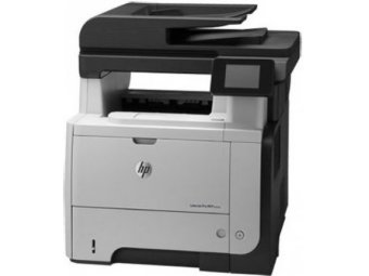 Лазерное МФУ HP LaserJet Pro M521dn