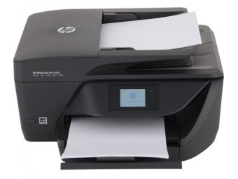 Струйное МФУ HP OfficeJet Pro 6960 All-in-One Printer