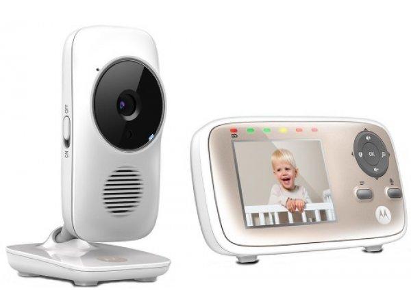 Видеоняня Motorola MBP667 Connect