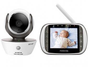 Видеоняня MOTOROLA MBP853 Сonnect Wi-Fi