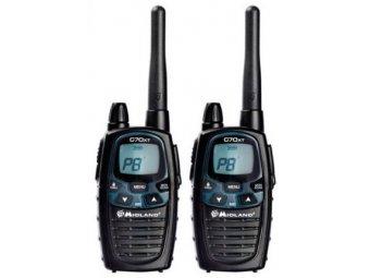 Радиостанция Midland G70XT (2 штуки)