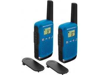 Радиостанция Motorola Talkabout T42 Blue/Black (2 штуки)