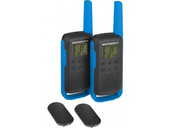 Радиостанция Motorola Talkabout T62 Blue/Black (2 штуки)