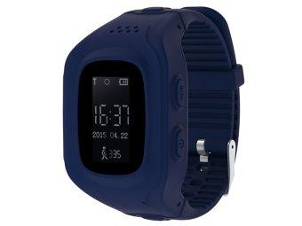 Умные часы с GPS трекером Jet Kid Next Dark Blue