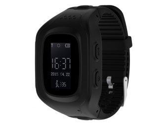 Умные часы с GPS трекером Jet Kid Next Dark Grey
