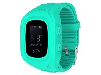 Умные часы с GPS трекером Jet Kid Next Turquose