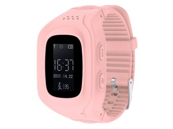 Умные часы с GPS трекером Jet Kid Next Pink