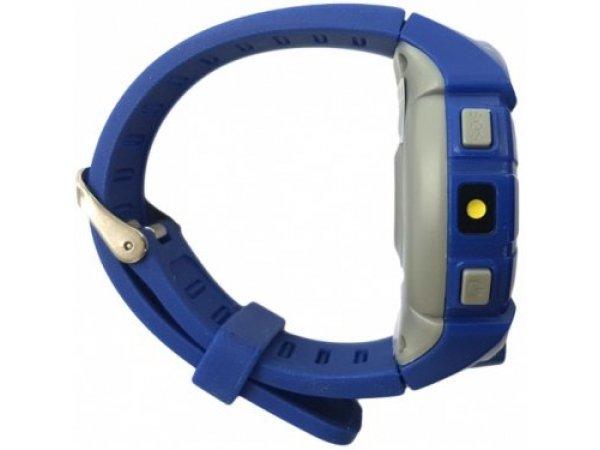 Детские умные часы JET Kid Sport Dark Blue