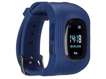 Детские умные часы JET Kid Start Dark Blue