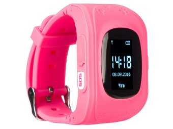 Детские умные часы JET Kid Start Light Pink