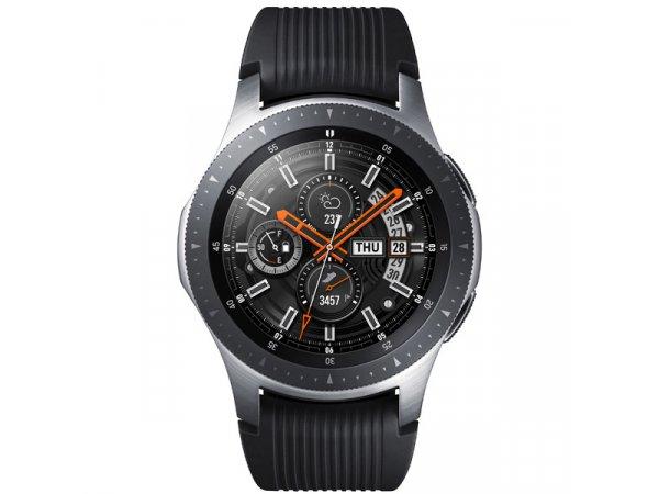 a3fa7c98 Умные часы Samsung Galaxy Watch 46mm Silver купить недорого в Москве