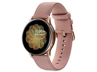 Смарт часы Samsung Galaxy Watch Active 2 сталь 40 мм Gold (R830)