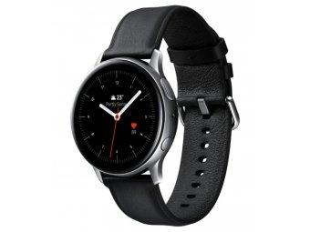 Смарт часы Samsung Galaxy Watch Active 2 сталь 44 мм Silver (R820)