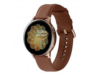 Смарт часы Samsung Galaxy Watch Active 2 сталь 44 мм Gold (R820)