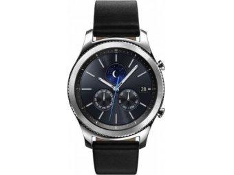 Умные часы Samsung Gear S3 Classic (SM-R770NZSASER)