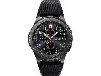 Умные часы Samsung Gear S3 Frontier (SM-R760NDAASER)