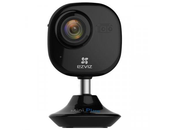 Видеокамера Smart home Ezviz Mini Plus (CS-CV200-A1-52WFR Black)