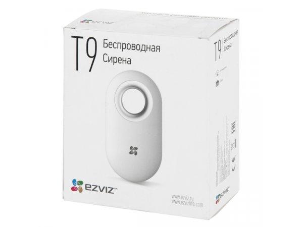 Беспроводная сирена Smart home Ezviz T9 (CS-T9-A)