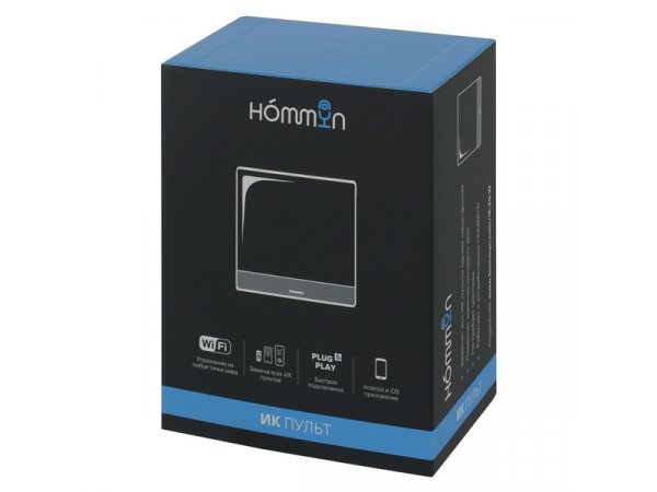 ИК Пульт Smart home Hommyn (IR-20-W)
