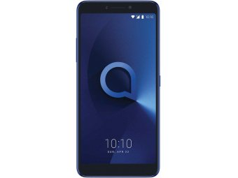 Смартфон Alcatel 3V 5099D Spectrum Blue