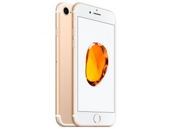 Смартфон Apple iPhone 7 128Gb Gold (MN942RU/A)