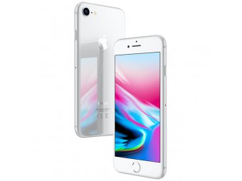 Смартфон Apple iPhone 8 64GB Silver MQ6H2RU/A