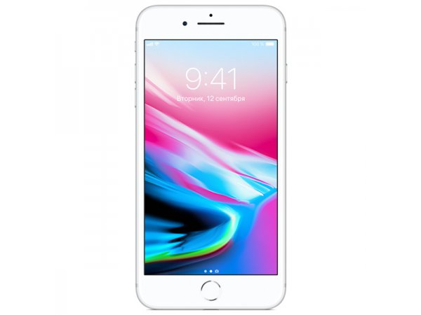 Apple iPhone 8 Plus 256GB Silver MQ8Q2RU/A