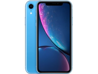 Смартфон Apple iPhone Xr 128GB Blue (MRYH2RU/A)