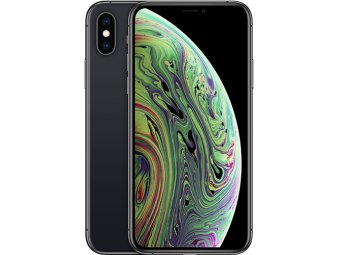 Смартфон Apple iPhone Xs 256GB Space Grey (MT9H2RU/A)