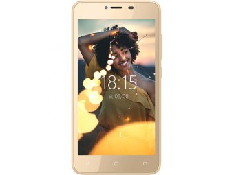 Смартфон BQ mobile BQ-5000G Velvet Easy Gold