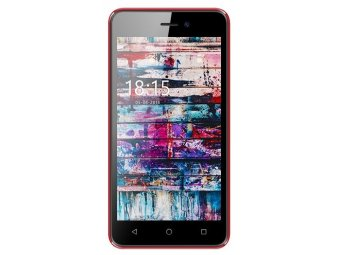 Смартфон BQ mobile BQ-5002G FUN Dark Glossy Red