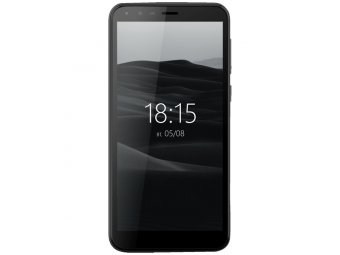 Смартфон BQ mobile BQ-5300G Velvet View Black