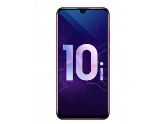 Смартфон Honor 10i 4/128Gb Shimmering red (HRY-LX1T)