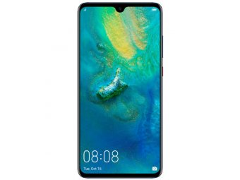 Смартфон Huawei Mate 20 Midnight Blue (HMA-L29)
