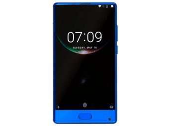 Смартфон Doogee MIX 4Gb+64Gb Aurora Blue