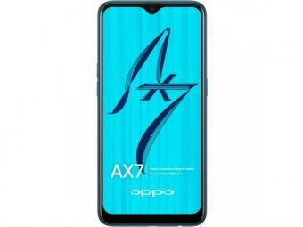 Смартфон OPPO АХ7 Glaze Blue