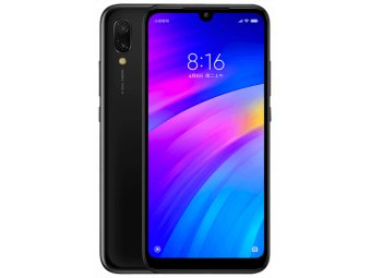 Смартфон Xiaomi Redmi 7 3/64GB Black