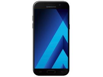 Смартфон Samsung Galaxy A5 (2017) SM-A520F/DS Black