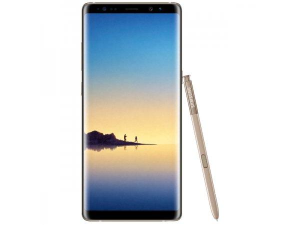 Смартфон Samsung Galaxy Note 8 64Gb Желтый Топаз
