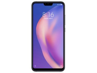 Смартфон Xiaomi Mi 8 Lite 4/64GB Midnight Black