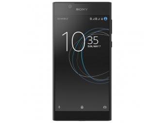 Смартфон Sony Xperia L1 Dual Black (G3312)