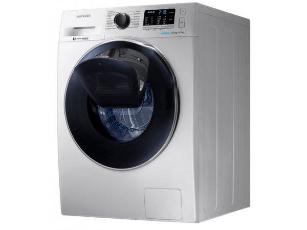Стиральная машина с сушкой Samsung WD80K5410OS