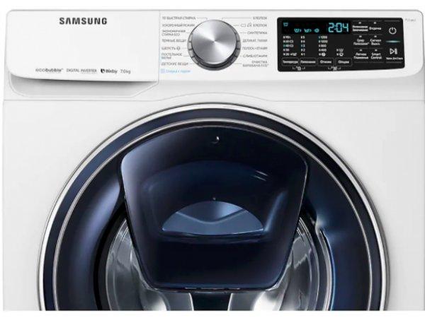 Стиральная машина Samsung WW70R62LVTWDLP