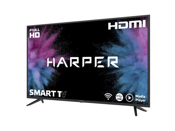 """LED телевизор 43"""" HARPER 43F670TS"""