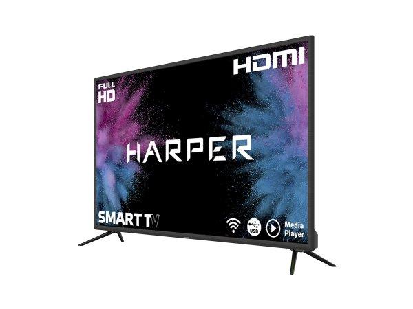 """LED телевизор 43"""" HARPER 43F690TS"""