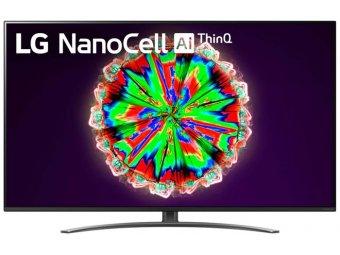 LED телевизор 4K Ultra HD LG 49NANO816NA